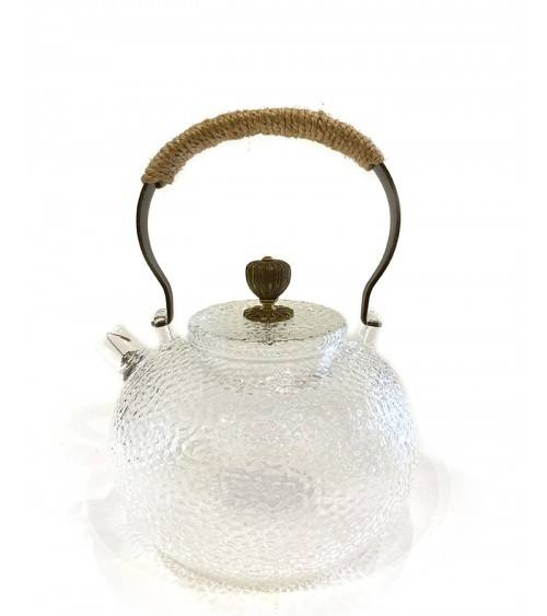 Glass teapot 65cl