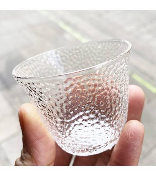 Tasse en verre 12cl