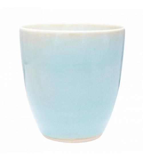 Mug Ø9,5cm / h11cm - Chun Blue